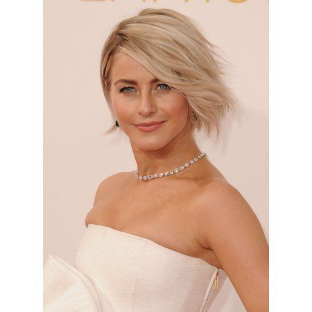 Julianne Hough At Arrivals For The 66Th Primetime Emmy Awards 2014 Emmys - Part 2 Canvas Art - (16 x 20)
