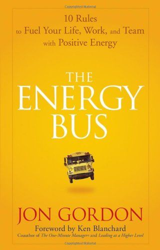 Book Study: Get on The Energy Bus