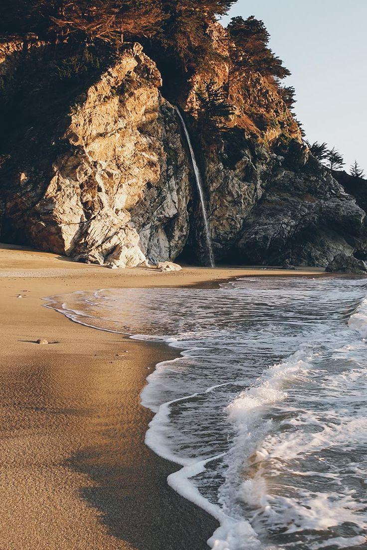 McWay Falls, Big Sur, CA.