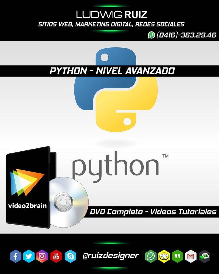CONTENIDO DEL CURSO: .  01.- Introducción a Python.  02.- Línea de comandos en Python.  03.- Funciones y métodos.  04.- Ordenamiento en Python.  05.- Declaración y manejo de conjuntos.  06.- Crear un modulo para Python.  07.- La variable Path de Python.  08.- Manejo de paquetes.  09.- Crear un archivo CSV.  10.- Escribir en un archivo CSV.  11.- Leer un archivo CSV utilizando Python.  12.- MySQL en Python.  13.- Insertar datos en una base de datos MySQL.  14.- Leer datos de una base de datos…