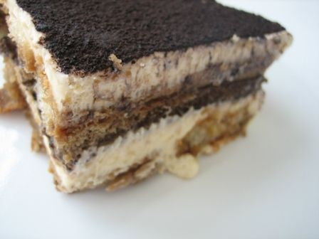 A classic recipe for Tiramisu.