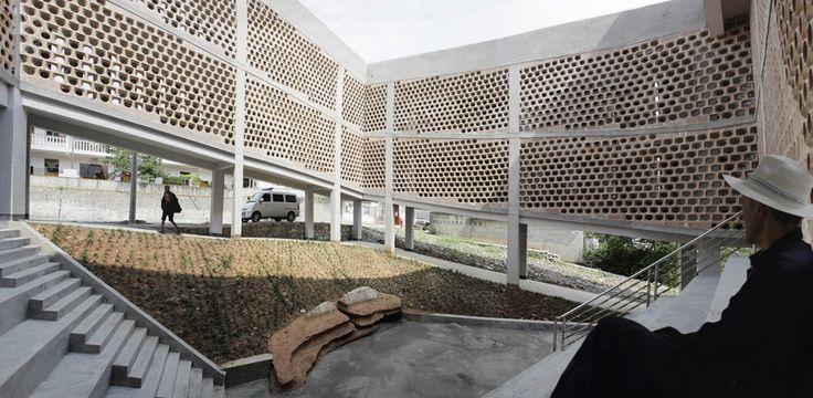 Angdong Hospital Project / Rural Urban Framework