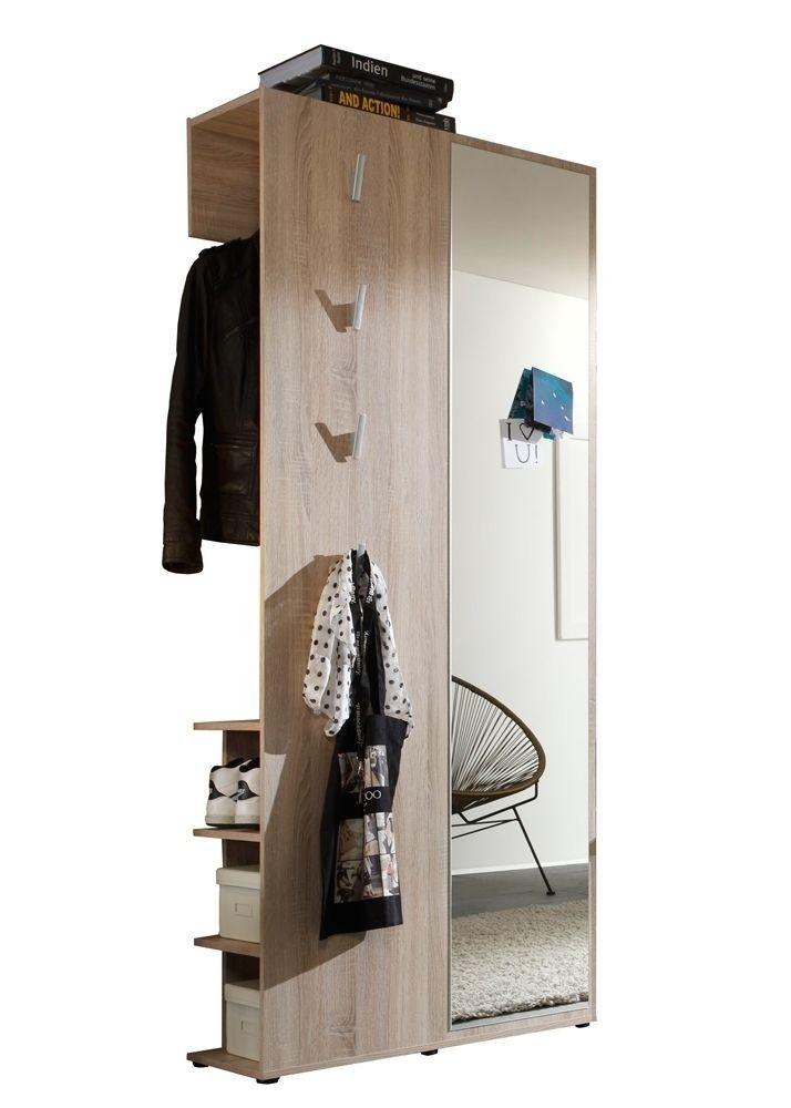 25 best ideas about garderobe eiche on pinterest. Black Bedroom Furniture Sets. Home Design Ideas
