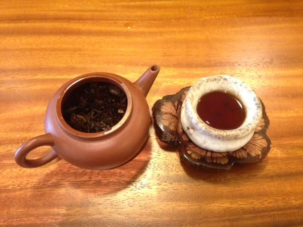 Experience the rich history and healing power of #Pu #Erh #Loose #leaf #tea by ordering it online ----6MountainsTea