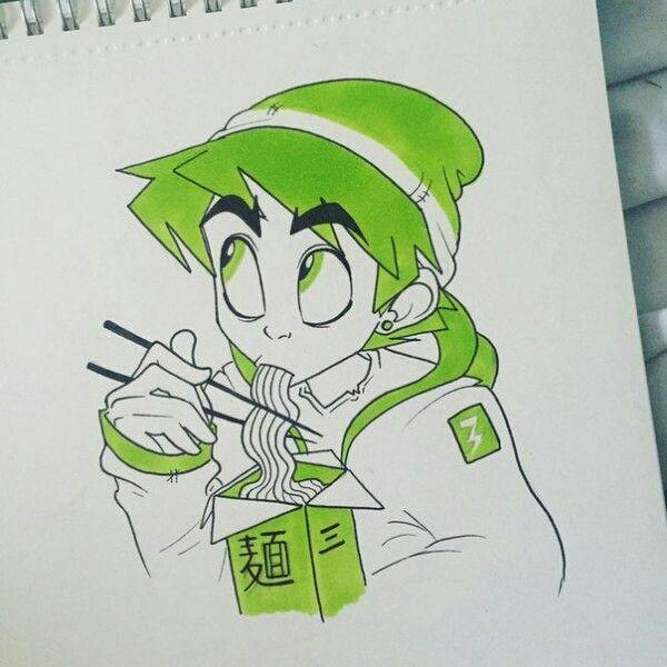 Boy character design