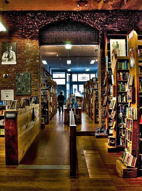 Elliott Bay Book, Seattle by franzj, via Flickr