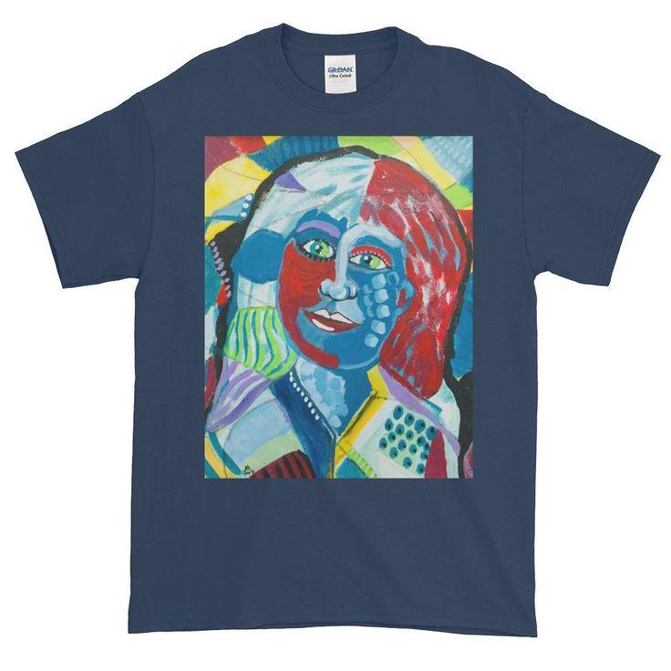 """Daydreaming"" Short-Sleeve T-Shirt"