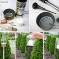 Tuna Can Outdoor Candle Lantern