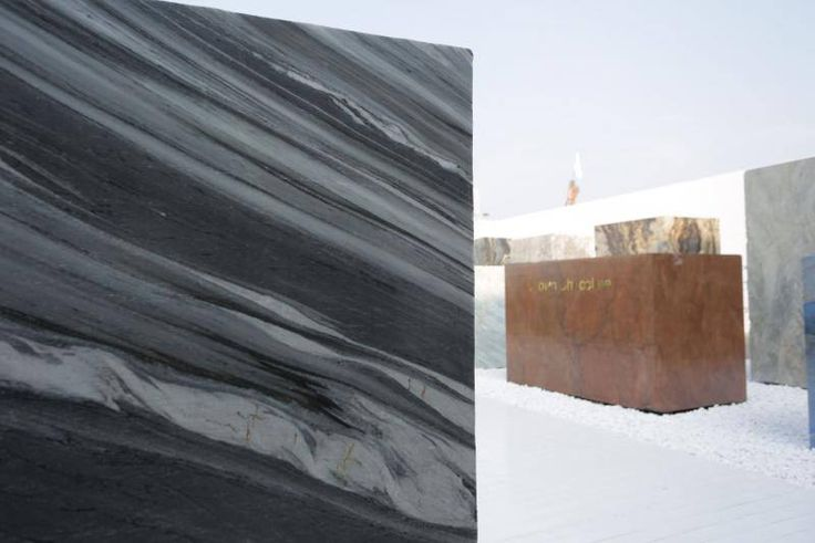 Marble, natural stone and granulates - Credits: Ennevi - Veronafiere