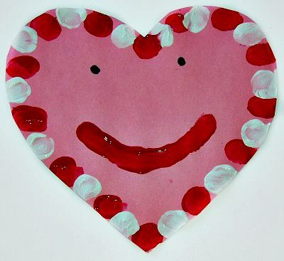 easy valentine's day crafts for toddlers - Google Search