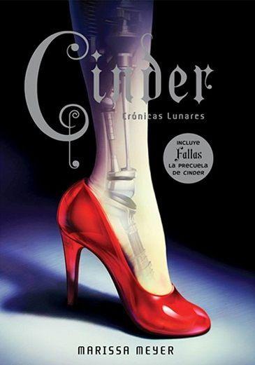 Cinder (Crónicas lunares, 1) - Marissa Meyer