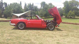 My 66 spitfire