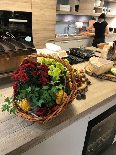 """Verkaufsoffener Sonntag - """"Gallusmarkt"""" 2017; Lust auf Käse bei Küchen Schlatter #kitchen #design #cheese #Küche #käse #lifestyle"""
