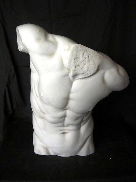 This stunning reproduction marble figure is a well executed, large, sculpture of a naked male torso.  Now, Prima Dimora specialise in the finest exquisite copies of marble sculpture originals and has one of the largest selections of marble sculptures for sale in the world. Authentic, high quality sculpture is extremely rare but for those who understand the joy of bringing a piece of quality art into their home, Prima Dimora has the solution.  Our marble sculptures have been developed using…