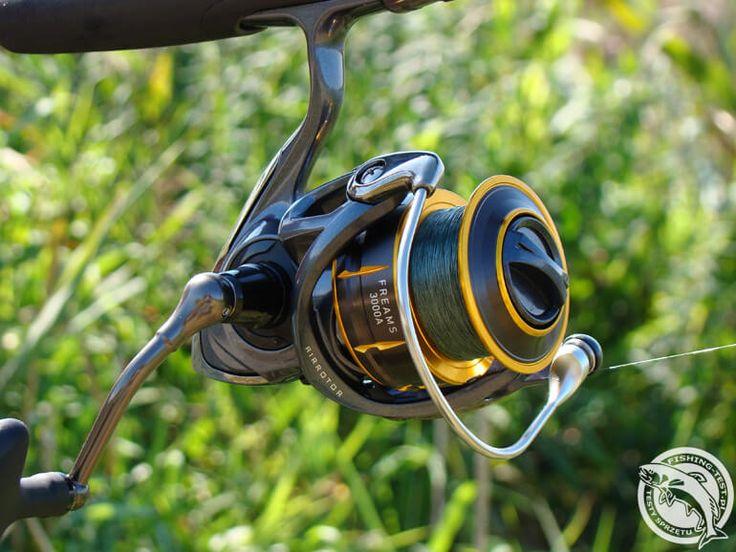 Daiwa Freams 3000A #wędkarstwo #kołowrotek #reel #spinning #daiwa
