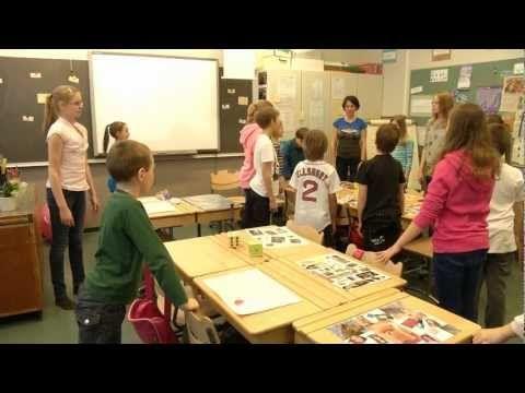 ▶ Liikuntaseikkailun liikuntavinkki: Reippaat jakolaskut - YouTube (video 1.44).