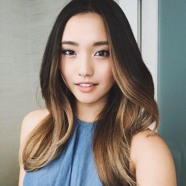 Asian Hair Dye Color
