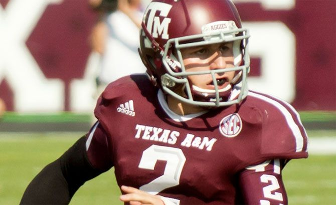 NFL Draft Rumors: Johnny Manziel To Texans With 1st Pick