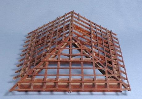 N 186 Inv Me 400270 539 Estrutura De Cobertura Para Um
