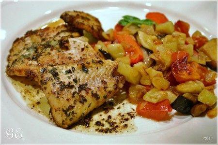 Sült tőkehal zöldségekkel - Gluténmentesen, egészségesen! - Gluténmentes, cukormentes, paleo receptek
