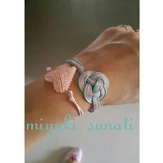 #miyuki #boncuk #elyapimi #handmade #bileklik ##handmade #bileklik #bijuteri #taki #tasarim #gift #hediye #aksesuar #acsessories #trend #stil #kadin #tarz #jewelry #yaz #bahar #bead #summer #etnik #ethnic #renk #elyapimi #rengarenk #bracelet #kalp #heart #elisi #