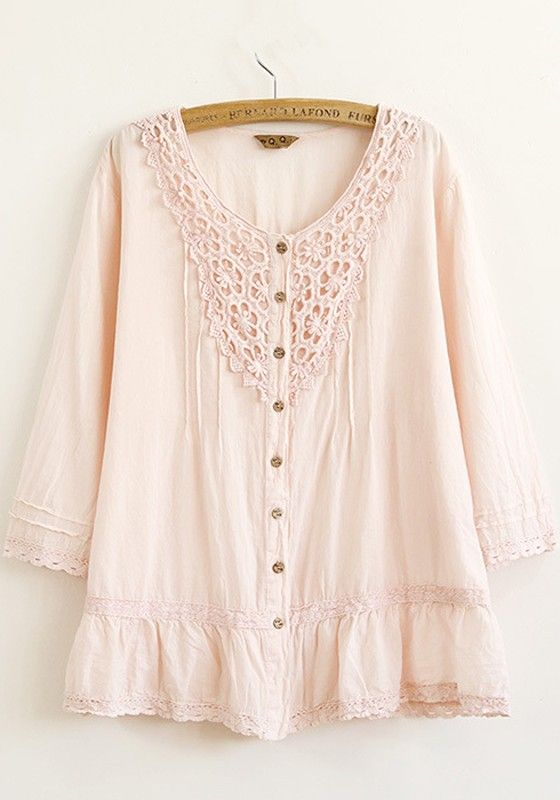 boho blush...just got a blouse like this...looking for polyvore inspiration on what to wear with it.....