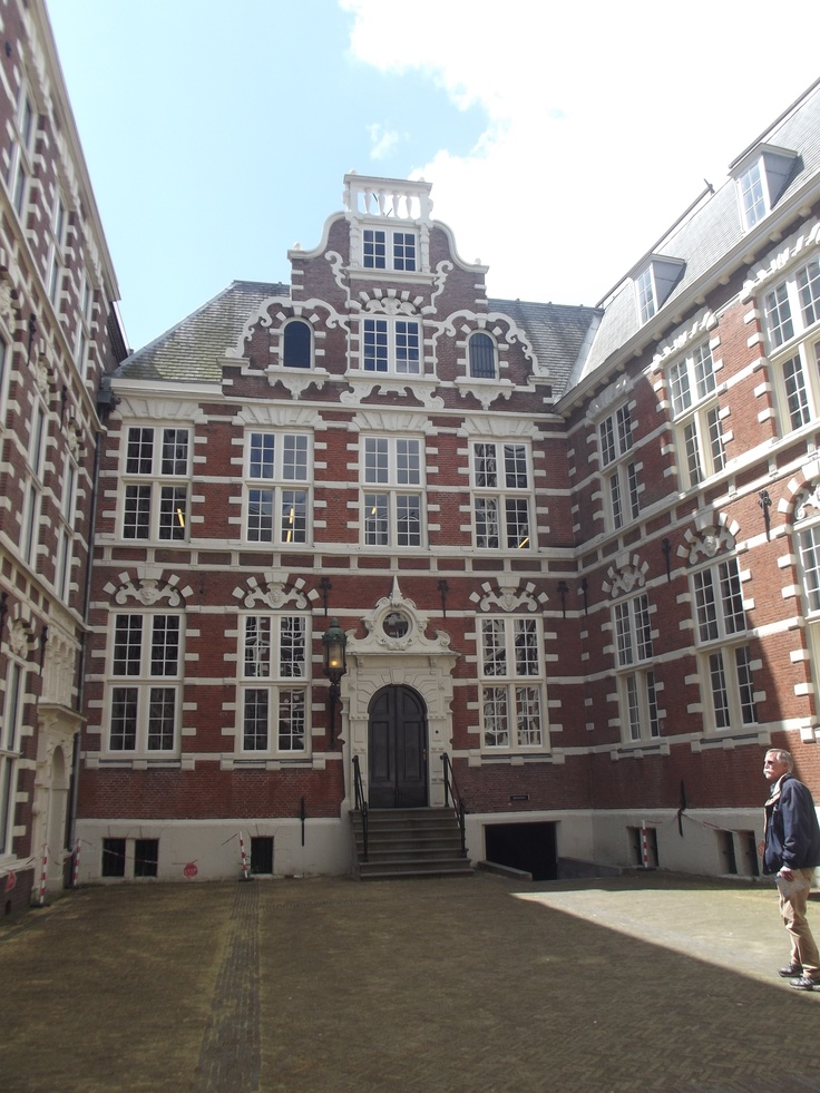 The head quaters of the Dutch East India Company