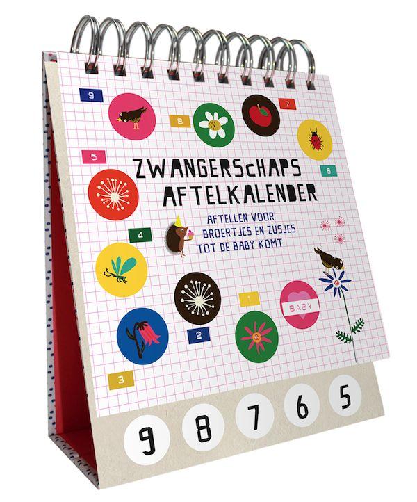 Tip voor aanstaande broers & zussen: Koop deze leuke zwangerschaps aftelkalender zodat je samen kunt aftellen tot de baby komt. Klik voor meer informatie.