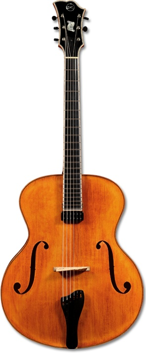 Koentopp Amati archtop guitar