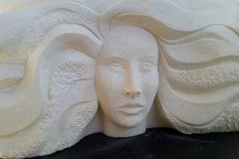 Aelaya - Sculpture - The Little Gallery