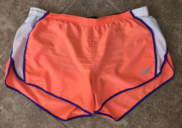 The North Face Women's XL Running Shorts #TheNorthFace #Athletic