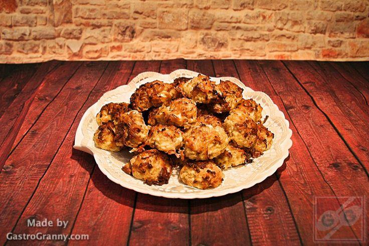 Egy egészséges étel, ami finom is: Nóri fitnesz pogácsája – GastroGranny receptjei videóval