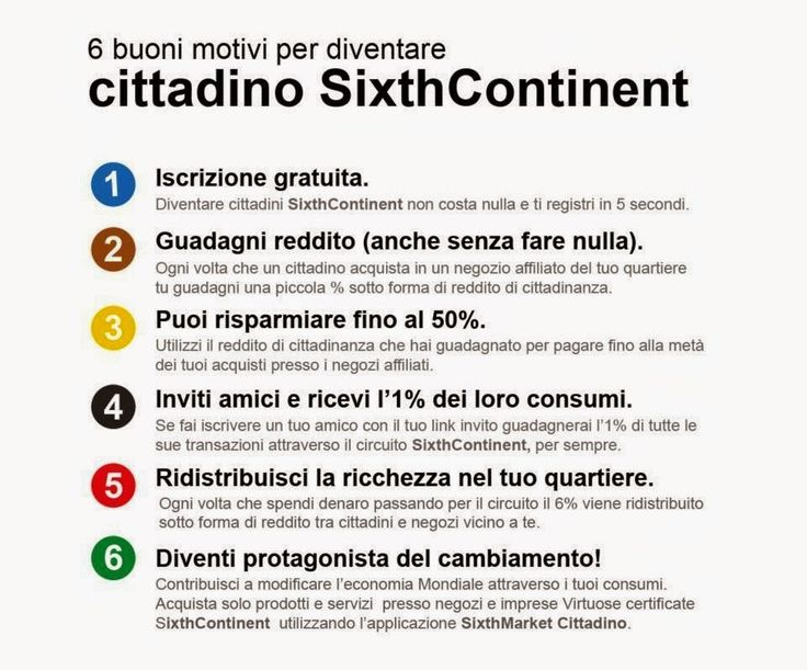 Business-Onlineforyou: SIXTHCONTINENT – IL PRIMO SOCIAL NETWORK ECONOMICO