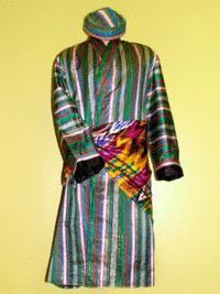 Узбекский женский национальный костюм фото