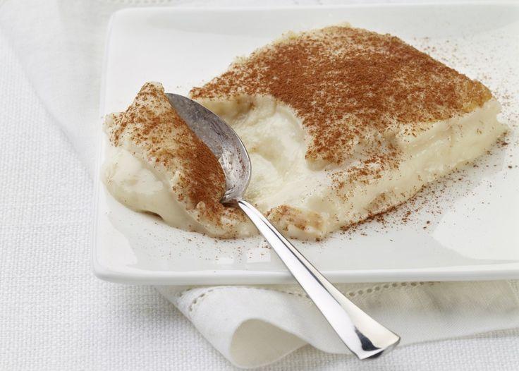 Turkish Rice Pudding (Kazandibi)