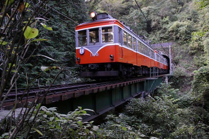 フォトライブラリー|箱根登山電車 箱根登山ケーブルカー