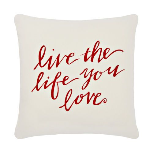 Throw Pillows Garnet Hill : 60 best Holiday Valentine s Day images on Pinterest Accent pillows, Decorative bed pillows ...
