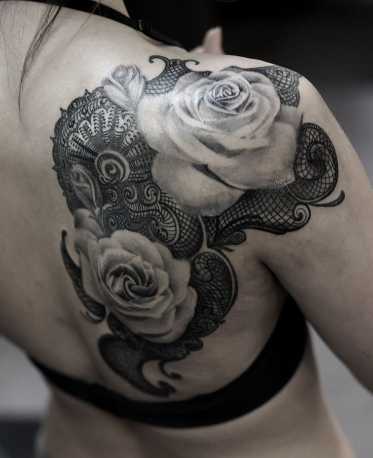 343 best tattoos i like images on pinterest clock for White rose tattoo