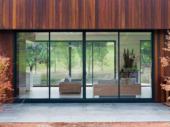 Aluminium Sliding Doors - Patio Doors | Stegbar