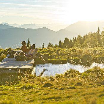 Millstätter Alpe © Kärnten Werbung, Fotograf: Franz Gerdl