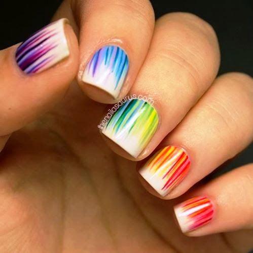 Innovate Moda: Unhas coloridas - verão 2014