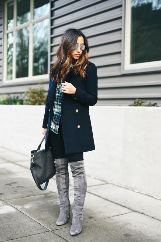 3 TIPS TO WEARING PLAID AFTER THE HOLIDAYS Crystalin Marie waysify