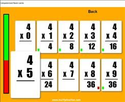 Multiplication.com  Great math games reinforcing multiplication tables