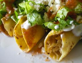 ... Flauta Fiesta on Pinterest   Chicken taquitos, Salsa recipe and Salsa