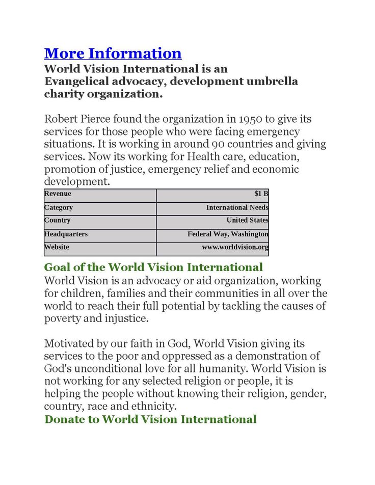 Best 25+ World vision international ideas on Pinterest World - country of origin document