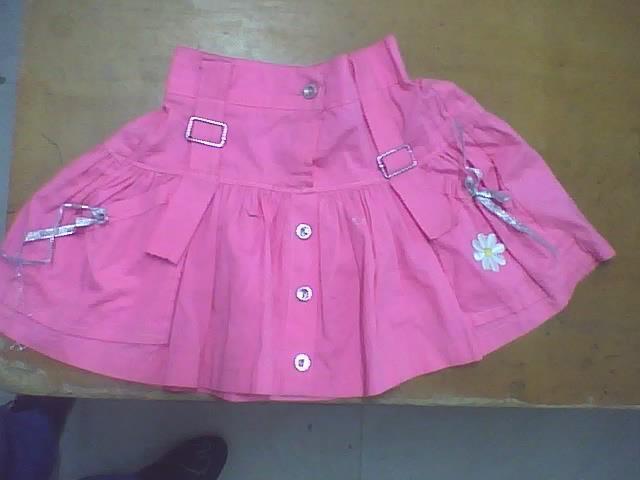 Patrones moldes y dise os de faldas para ni as faldas for Disenos de faldas