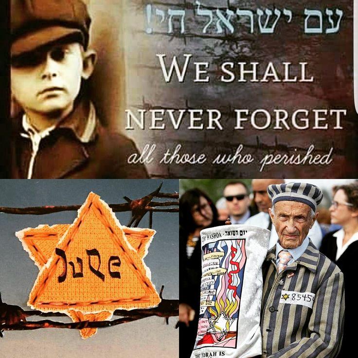 (78) #HolocaustMemorialDay hashtag on Twitter