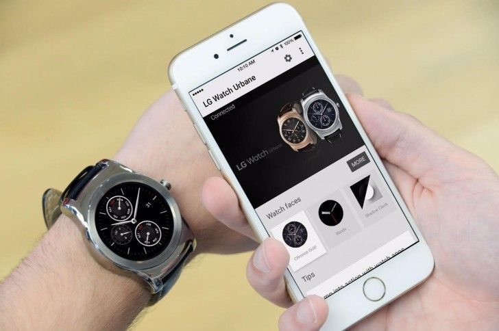 Google launches Android Wear apps for the iPhone