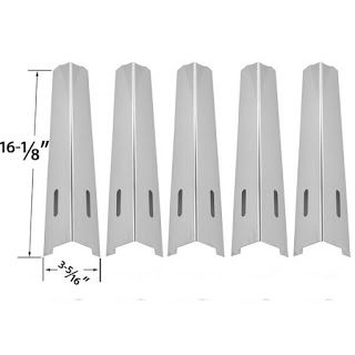 Grillpartszone- Grill Parts Store Canada - Get BBQ Parts,Grill Parts Canada: Jenn Air Heat Plate | Replacement 5 Pack Stainless...