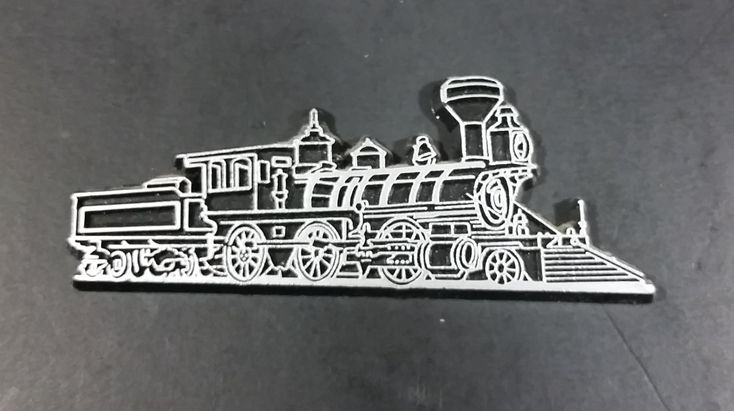 Collectible Locomotive Train Engine Black And White Railway Railroad Fridge Magnet https://treasurevalleyantiques.com/products/collectible-locomotive-train-engine-black-and-white-railway-railroad-fridge-magnet #Collectibles #Locomotives #Trains #Engines #Conductors #Rail #Railroads #Railways #Fridge #Refrigerators #Magnets #Kitchen #Decor #Engineers #AllAboard #MustHaves #BuyNow